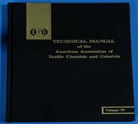 AATCC Technical Manual 2012 英文版标准技术手册