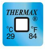 单格温度热敏试纸|单格温度纸|温度纸