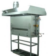 FPR铺地材料燃烧测试仪