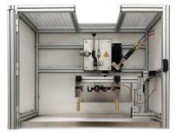 STP织物热防护测试仪(抗熔融金属溅沫冲击)ISO 9150